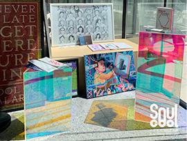 Soul库艺术中心:遇见新生设计力量